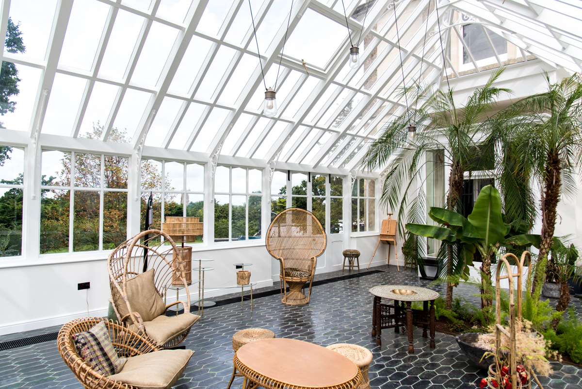 Bespoke Timber Conservatories built in our Somerset workshops